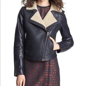 Miss Wu leather jacket